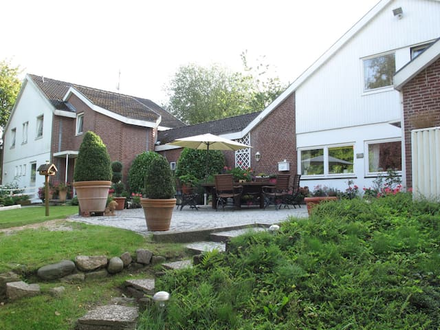 Einzelzimmer Landhaus Scharbeutz/Ostsee