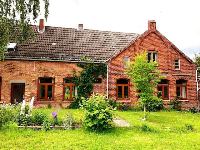 Grevesmühlen的民宿