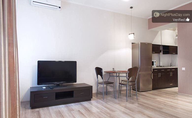 Excellent apartment in the center of Odessa