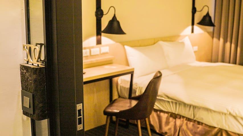 明亮舒適單人房  Single Room