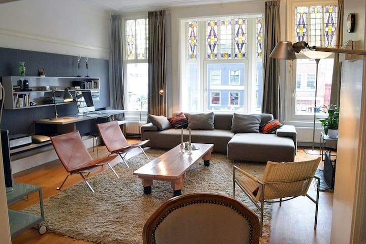 Charming & spacious apartment in the City Centre
