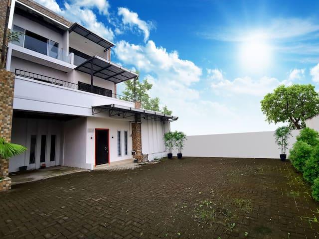 Kecamatan Medan Sunggal的民宿