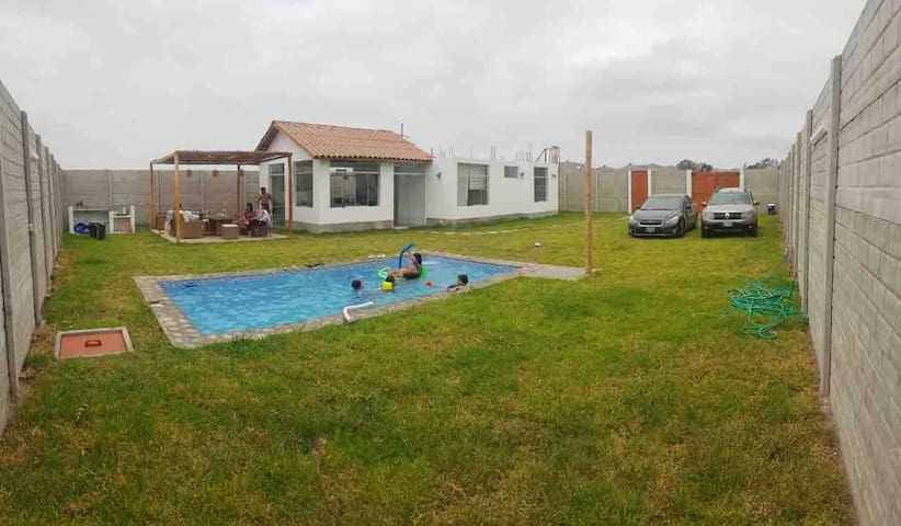 Quilmaná的民宿
