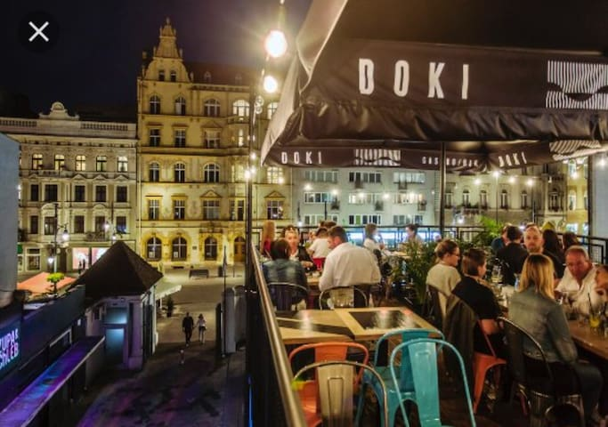 OFF PIOTRKOWSKA living in the heart  of the city