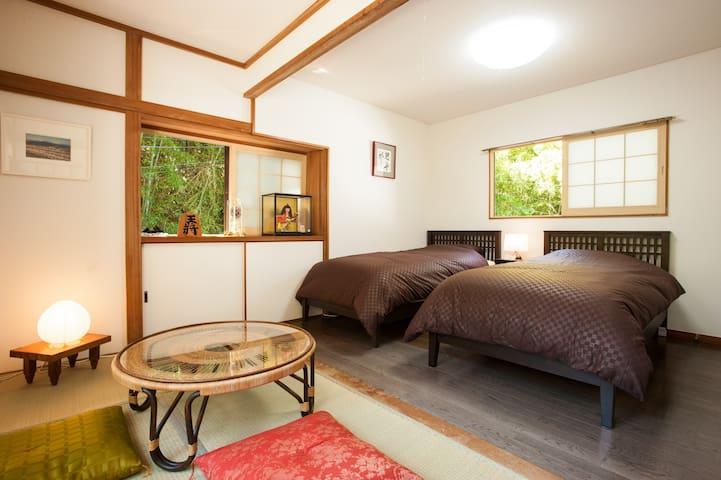 Z-Japanese style Guest House near SENDAI STA