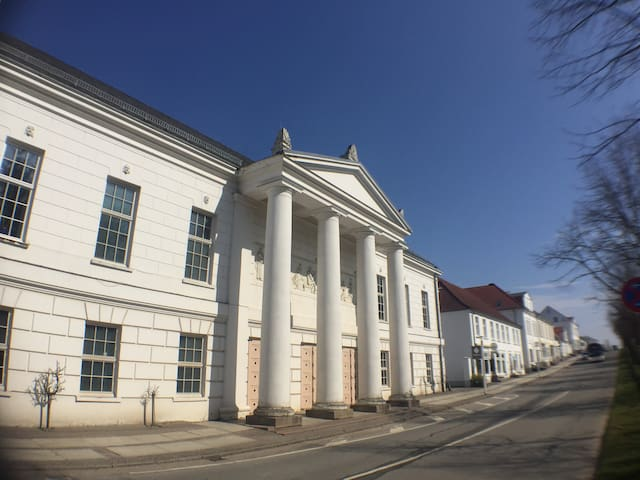 Putbus的民宿