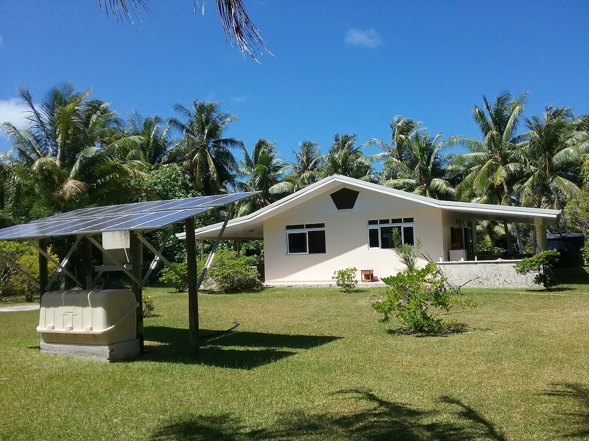 MAUPITI Island Farehau