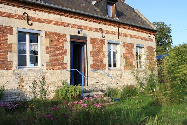 Agnicourt-et-Séchelles的民宿