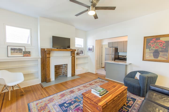 Newly Renovated Bright and Sunny Urban Suite
