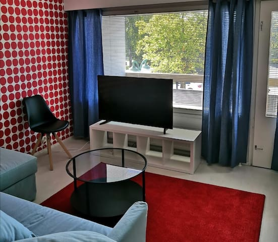 Two Rooms & Kitchen apartment - Center of Salo