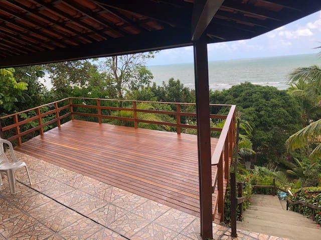 Praia de Carapibus的民宿
