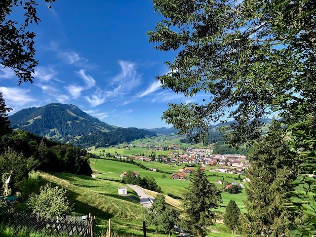 Schüpfheim的民宿