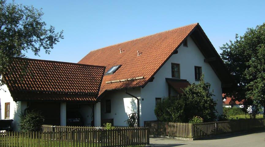 Memmingerberg的民宿
