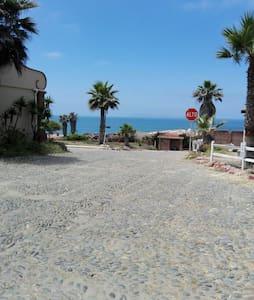Casa de Playa - Playa privada-con Vista al Mar