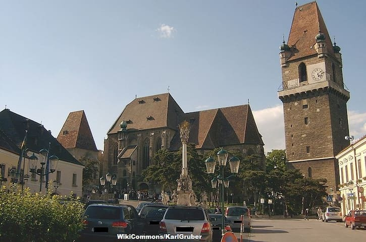 Perchtoldsdorf的民宿