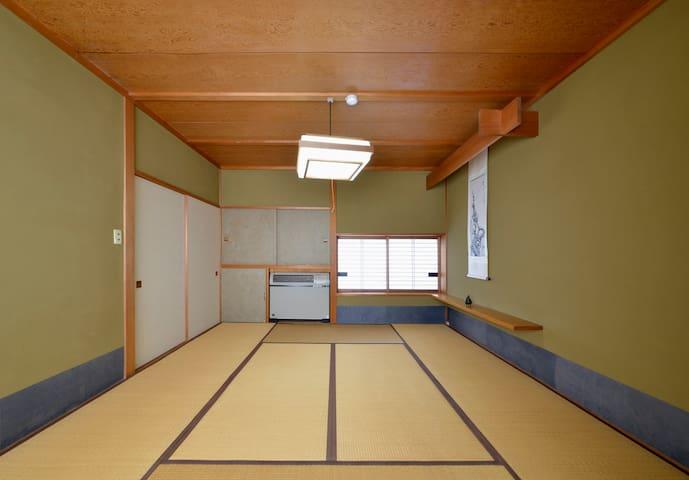 3031 Hirao,Yamanouchi-machi, Shimotakai-gun的民宿