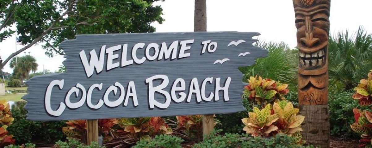 可可海滩(Cocoa Beach)的民宿