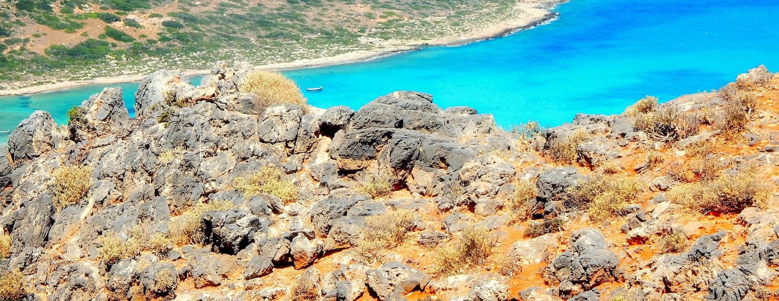 Decentralized Administration of Crete的度假屋