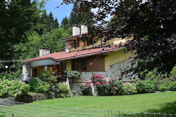 Recoaro Terme的民宿