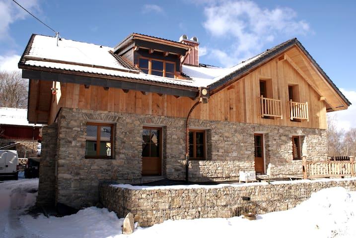 Kašperské Hory的民宿