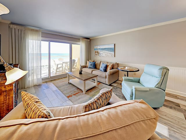 Remodeled Condo with Prime Oceanfront Location