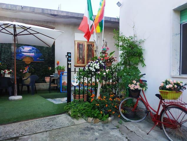 Marina di Fuscaldo的民宿