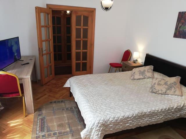 Târgu Ocna的民宿