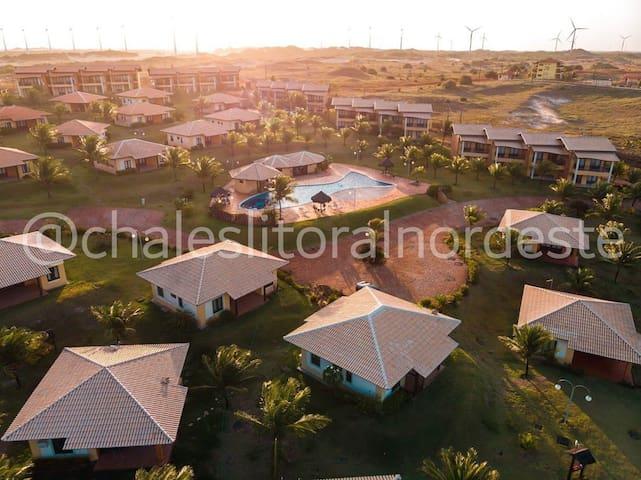 Praia de Zumbi-RN 的民宿