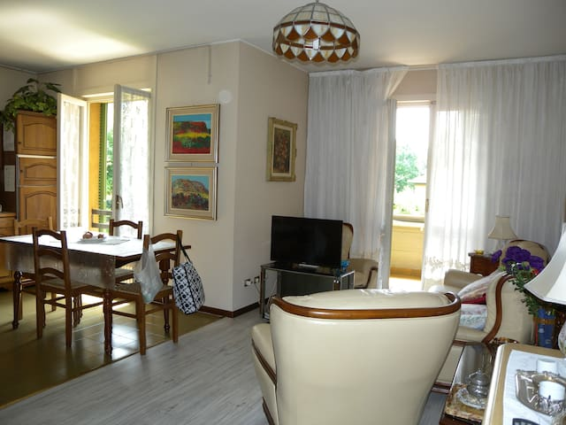 Appartment in Canzo - mountain view, lake nearby