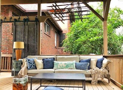 Private North Asheville Bungalow No Cleaning fees