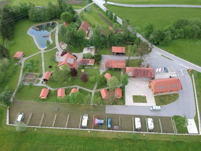Vransko的民宿