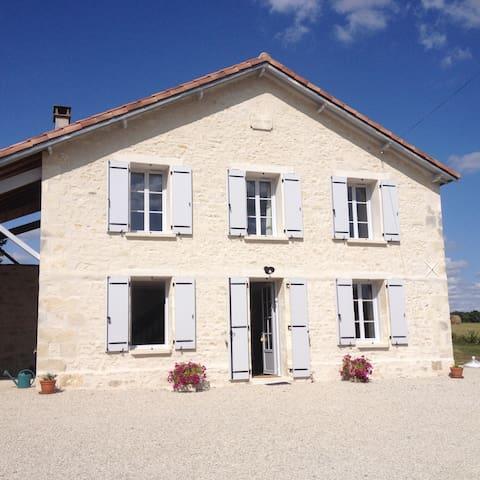 La Chapelle-des-Pots的民宿