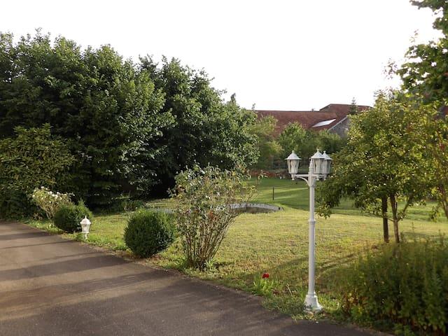 Fleurey-lès-Faverney的民宿