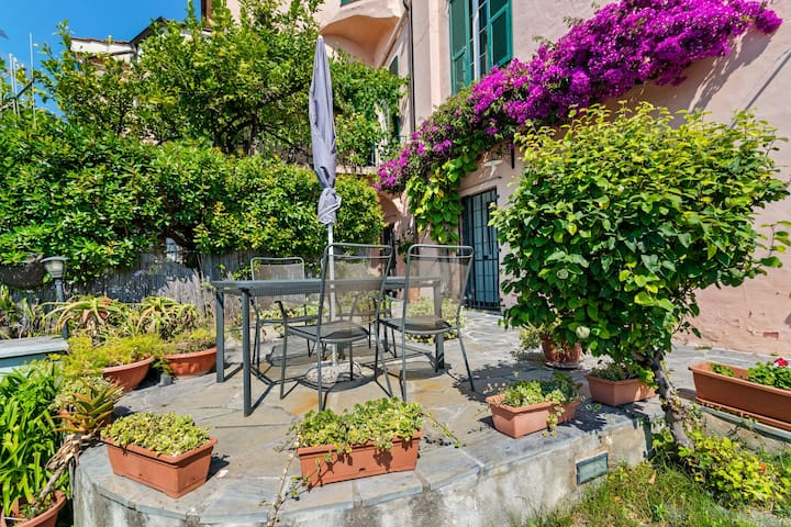 Graceful Apartment in Cervo with Garden