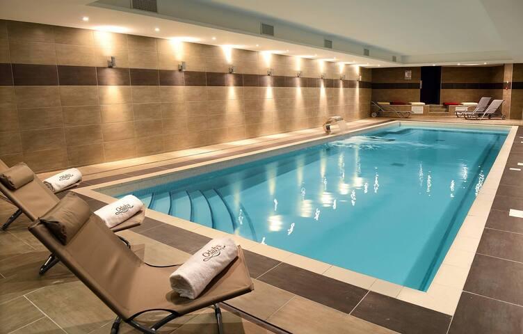 Apartment hotel Apparthotel et SPA Ferney Genève - 5194