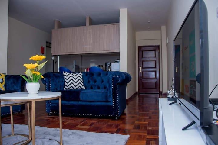 Trendy 1 bedroom apartment in Westlands Nairobi