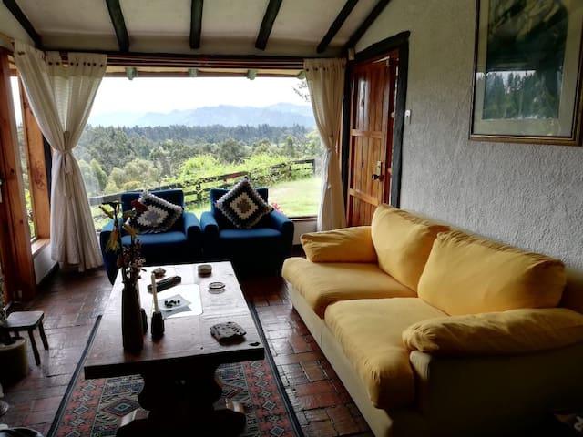Villa de San Diego de Ubaté的民宿
