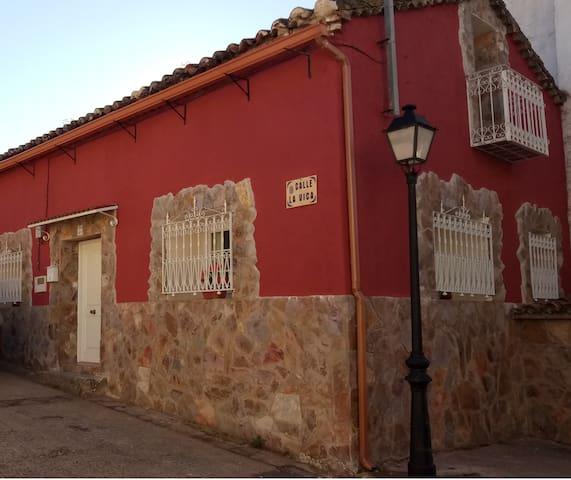 Canencia的民宿