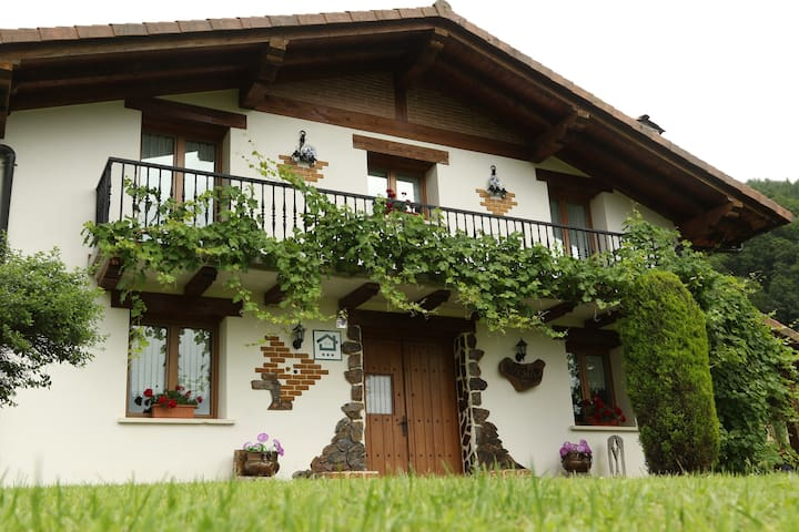 Navarra的民宿