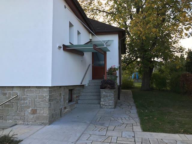 Jindřichův Hradec的民宿