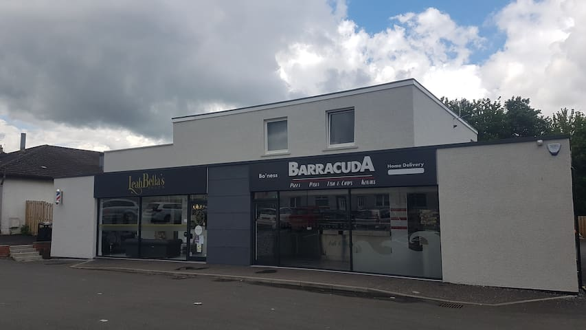 福尔柯克(Falkirk)的民宿