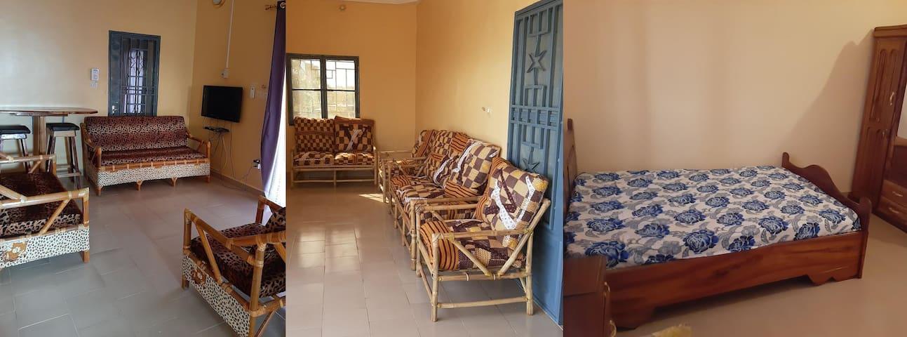 Bamako的民宿