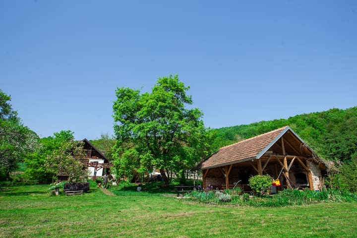 Novo Selo Okićko的民宿