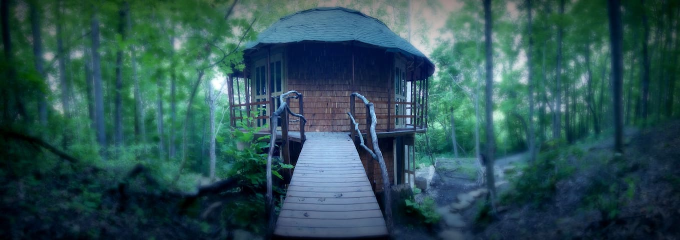 Lost River Hostel - The Cloud Room