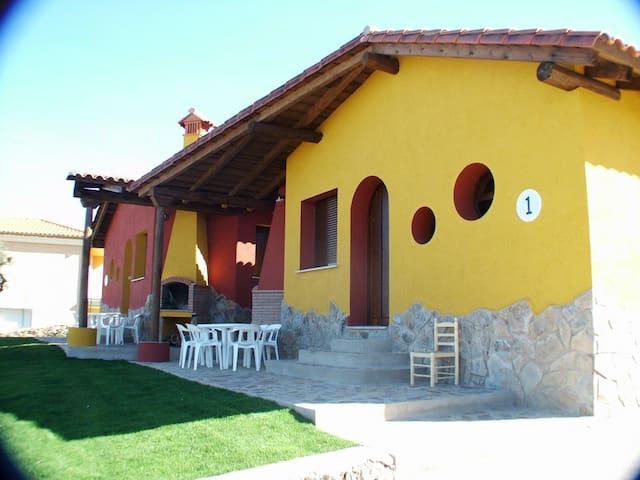 Casas del Monte的民宿