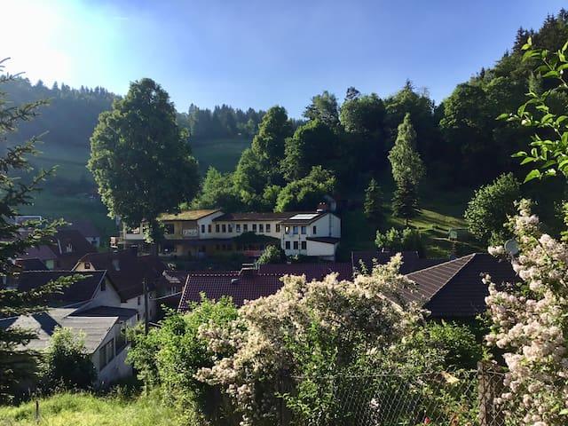 Schleusegrund的民宿