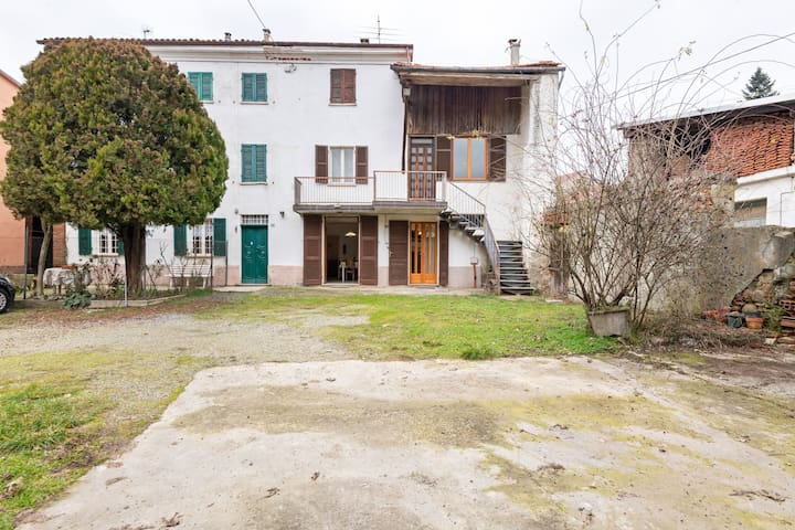 Castelferro的民宿