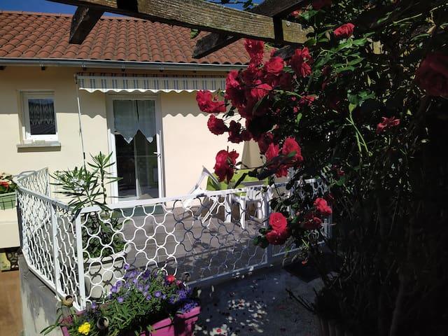 Chavaniac-Lafayette的民宿