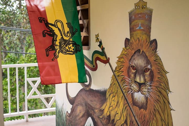 The Lion House -  Afrika (incl Breakfast)