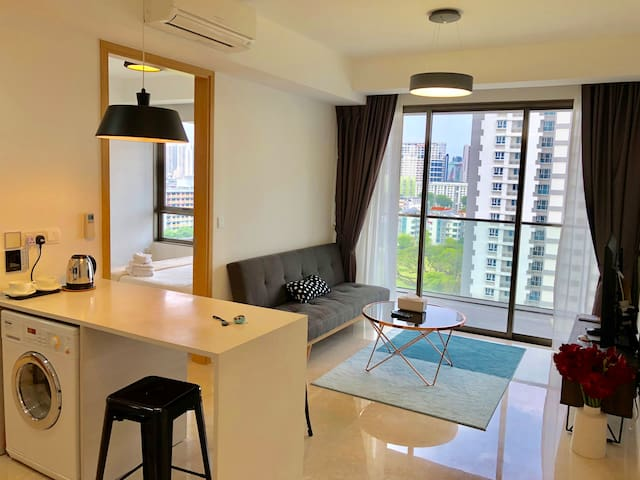 NEW Home in the city! Mins to Novena MRT & Orchard